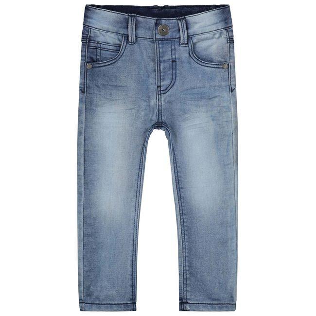 Prenatal peuter jongens jeans slimfit - Mid Blue Denim