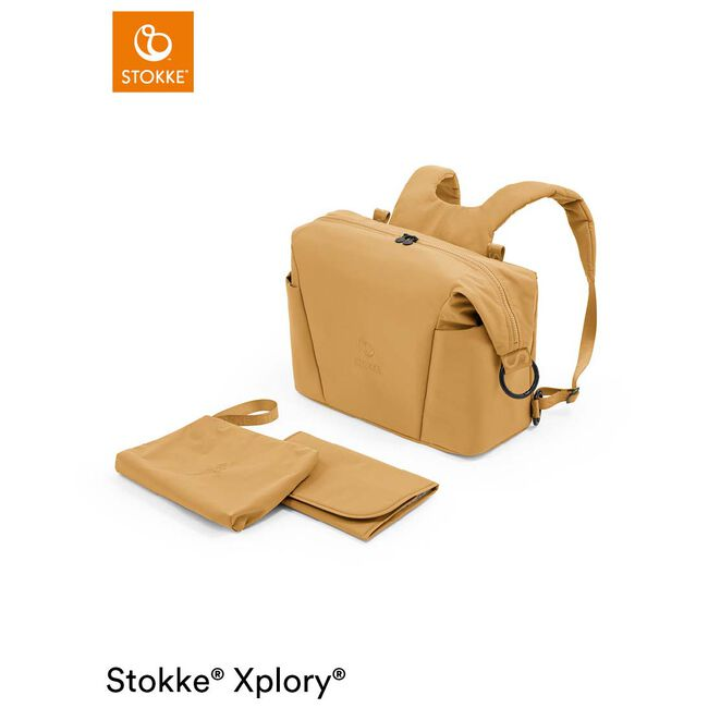 Stokke Xplory X luiertas - Golden Yellow