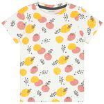 Prénatal baby t-shirt jongens - Ivoor Wit