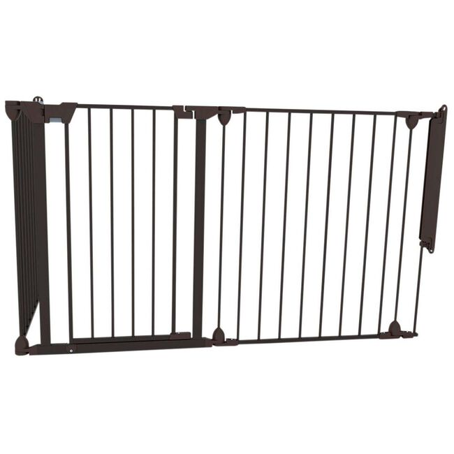 Noma modular veiligheidshek - 3 panelen -