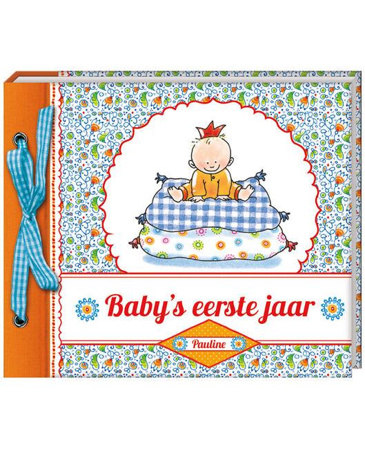 Verwonderend Pauline Oud Baby's eerste jaar RL-62