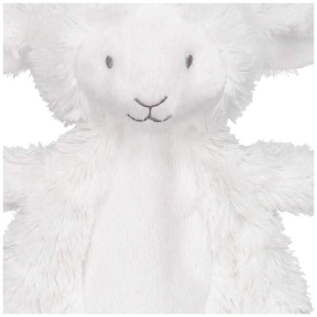 Prénatal knuffeldoekje Little Dreamers - White