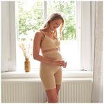 Prénatal zwangerschapsshort seamless -