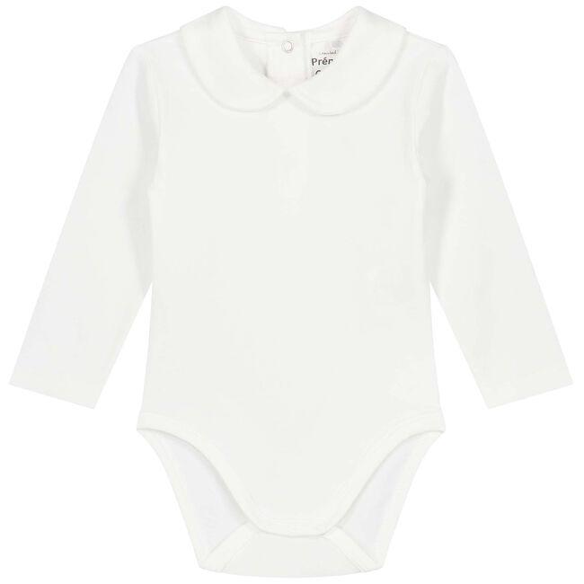Prenatal romper - White