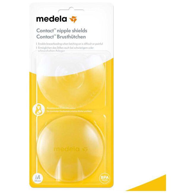Medela Contact tepelhoedjes maat M - Geen Kleurcode