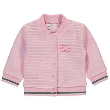 51e03363009d92 snel bekijken · Quapi baby meisjes jasje - Light Pink