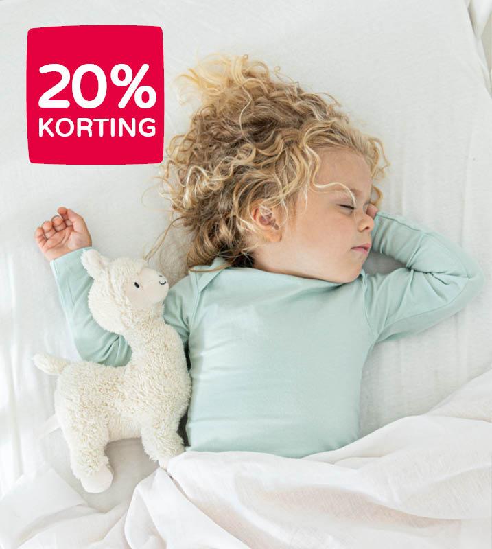 20% korting op Little Lama
