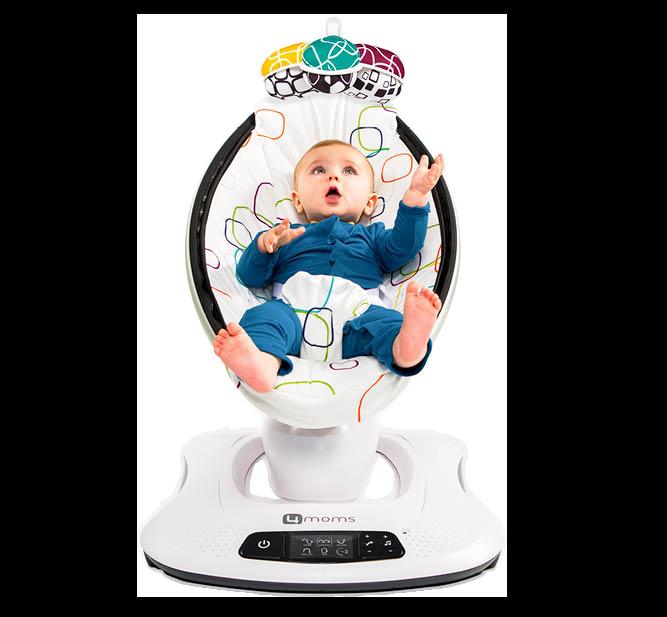 Automatische Wipstoel Baby.Prenatal Nl 4moms