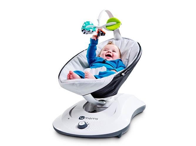 Automatische Schommel Baby.Prenatal Nl 4moms